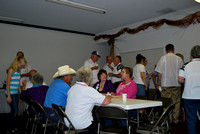 Salida Hospitality Room.  JUNE, 2010