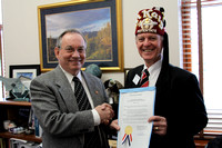 IHOP PROCLAMATION - March 1, 2011