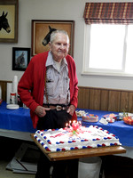 Gale Fortney's 85th Birthday Party at the Mule Train - Merry Clark